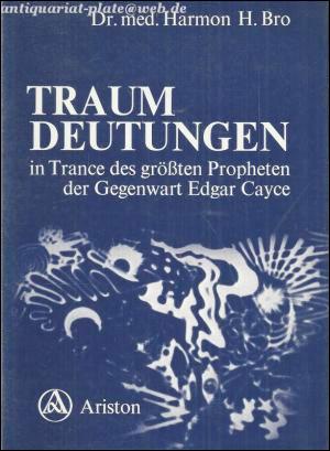 Traumdeutungen in Trance des grössten Propheten der Gegenwart