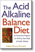 Cover of The Acid-Alkaline Balance Diet