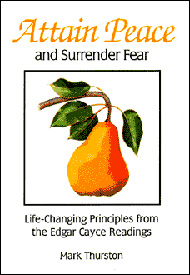 Attain Peace and Surender Fear