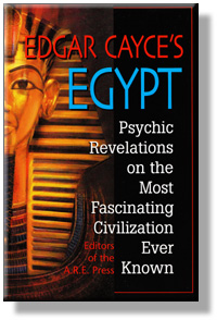 Cover of Edgar Cayce's Egypt