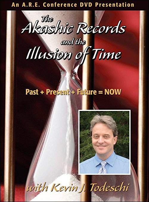 The Akashich Records and the Illusion of Time - DVD