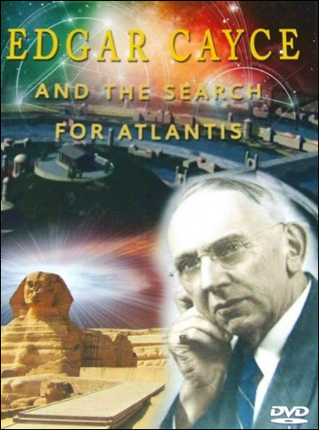 Edgar Cayce and the Search for Atlantis - DVD