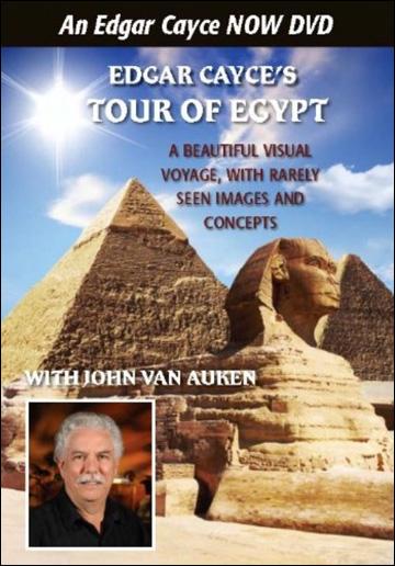 Edgar Cayce's Tour of Egypt - DVD