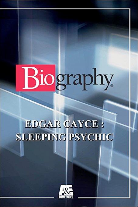 Biography - Edgar Cayce Sleeping Psychic - DVD