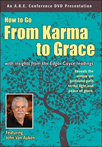 How to Go from Karma to Grace - DVD