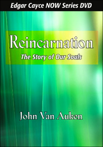 Reincarnation - The Story of Our Souls - DVD