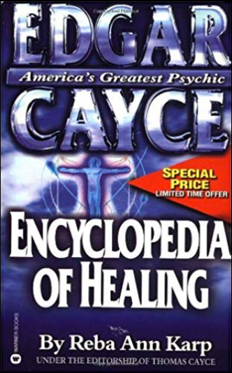 Health Books Based on the Edgar Cayce Readings