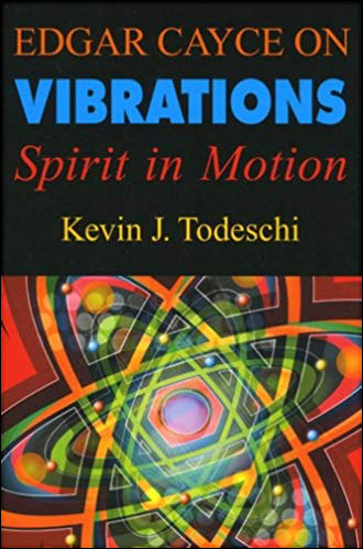 Cover of Edgar Cayce on Vibrations