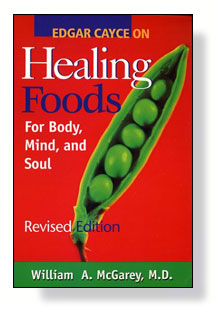 Cover of Edgar Cayce on Healing Foods