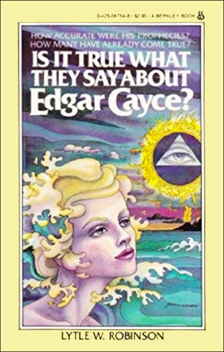 Is it True What They Say About Edgar Cayce
