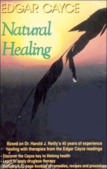 Edgar Cayce Audio Library Series - Natural Healing - Cassette