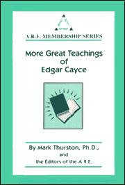 More Great Teachings of Edgar Cayce