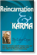 Cover of Reincarnation and Karma