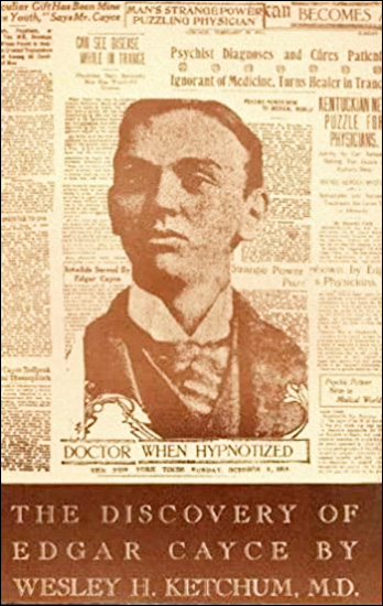 The Discovery of Edgar Cayce