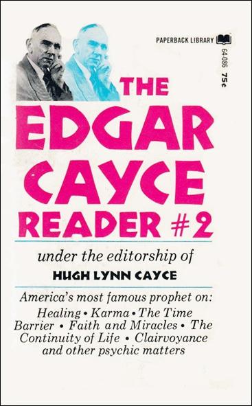 The Edgar Cayce Reader No 2