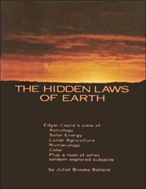 Hidden Laws of Earth