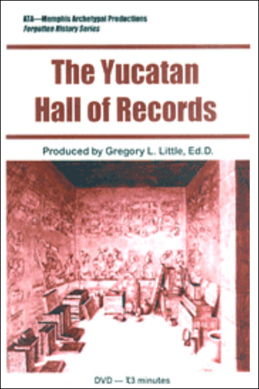 The Yucatan Hall of Records - DVD