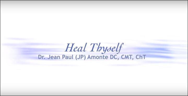 YouTube videos - Edgar Cayce's A.R.E. Heal Thyself with Dr. Amonte